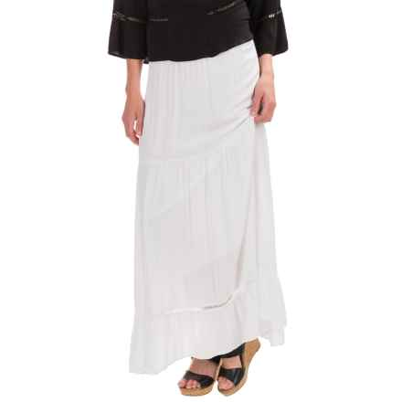 XCVI Krissy Skirt (For Women) in White - Closeouts