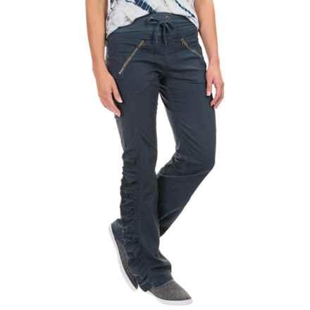 XCVI Mya Pants (For Women) in Dark Blue - Closeouts