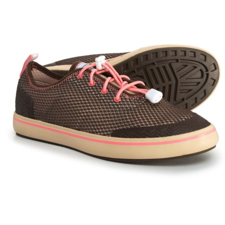 XTRATUF Riptide Sneakers (For Women) in Brown/Pink