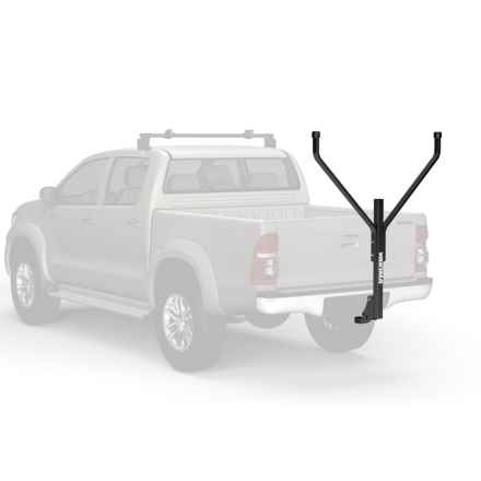 """Yakima DryDock Boat Hitch Mount for 2"""" Recevier in Black - Overstock"""