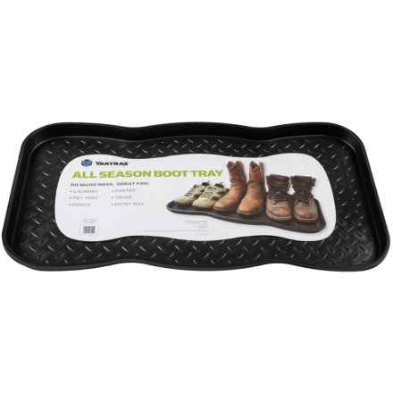 Yaktrax Boot Tray in See Photo - Closeouts