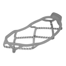 Yaktrax Winter Traverse Traction Pull-Ons (For Men and Women) in Grey - Closeouts