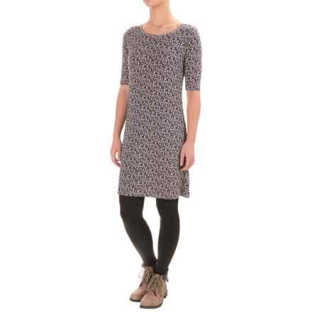 Yala Adrianna Dress - Elbow Sleeve (For Women) in Rhapsody - Closeouts