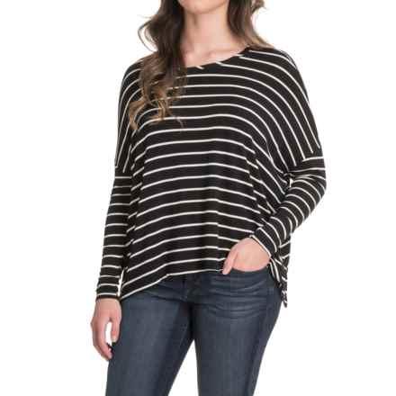 Yala Jennifer Shirt - Long Sleeve (For Women) in Blacknatural - Closeouts