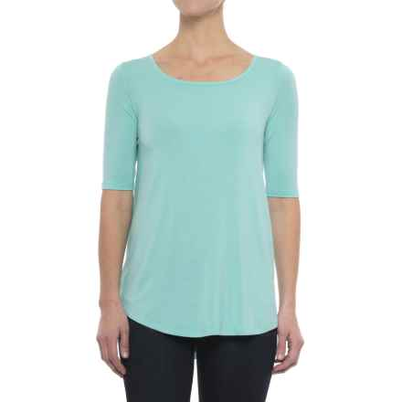 Yala Jolie Shirt - Elbow Sleeve (For Women) in Reef - Closeouts