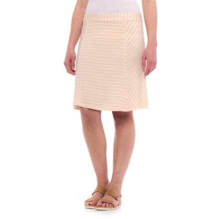 Yala Kendall Skirt (For Women) in Shell Stripe - Closeouts
