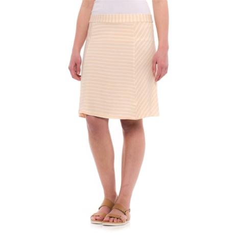 Yala Kendall Skirt (For Women) in Shell Stripe