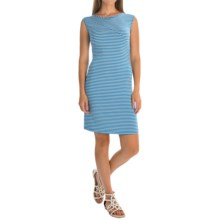 Yala Susie Bodycon Dress - Sleeveless (For Women) in Bay Blue Natural - Overstock
