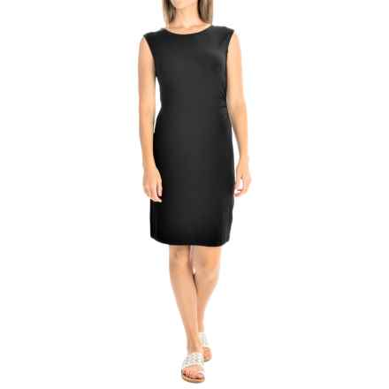 Yala Susie Bodycon Dress - Sleeveless (For Women) in Black - Overstock