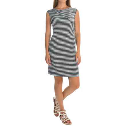 Yala Susie Bodycon Dress - Sleeveless (For Women) in Graphite Natural - Overstock