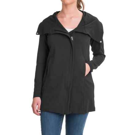 Yala Sydney Jacket - Organic Cotton (For Women) in Black - Closeouts
