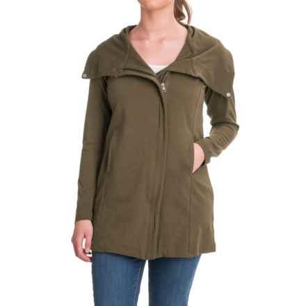 Yala Sydney Jacket - Organic Cotton (For Women) in Cypress - Closeouts