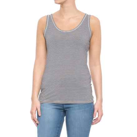 Yala Zia Tank Top (For Women) in Navy Micro - Closeouts