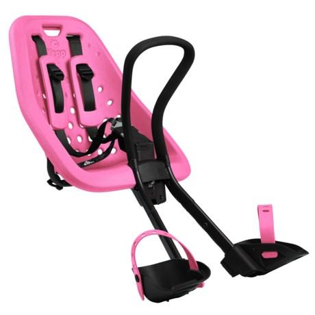 Yepp Mini Child Bike Seat in Pink