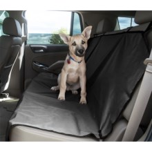 Yes Pets Bench Car Seat Cover - Waterproof in Black - Closeouts