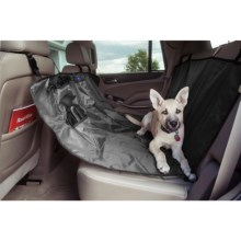 Yes Pets Hammock Car Seat Cover - Waterproof in Black - Closeouts