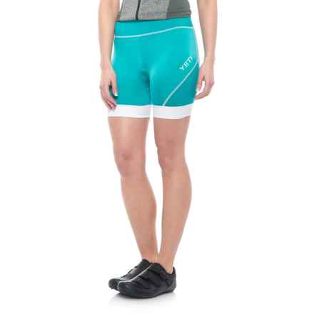Yeti Cycles Ruby Liner Shorts (For Women) in Turquoise - Closeouts