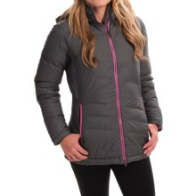 Yeti Ivy Down Jacket - 700 Fill Power (For Women) in Ash Coal/Old Rose - Closeouts