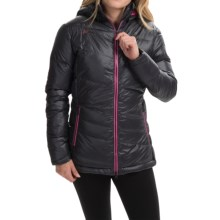 Yeti Ivy Down Jacket - 700 Fill Power (For Women) in Black/Old Rose - Closeouts