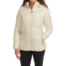 Yeti Ivy Down Jacket - 700 Fill Power (For Women) in Nature White - Closeouts