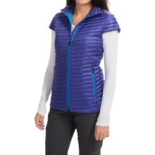 Yeti Ravenna Micro Chamber Down Vest - 700 Fill Power (For Women) in Spectrum Blue/Metyyl Blue - Closeouts
