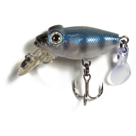 Yo zuri aile goby fishing lure 1 3 8 blue shad 1 8 oz for Fishing yo yo