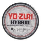 Yo-Zuri Hybrid Clear Fishing Line - 10 lb., 600 yds.