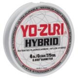 Yo-Zuri Hybrid Clear Fishing Line - 4 lb., 275 yds.