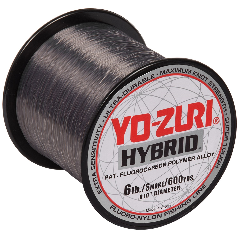 Yo zuri hybrid ultra soft fishing line 600 yards save 52 for Yo zuri fishing line