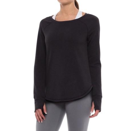 Yogalicious High-Low Shirt - Long Sleeve (For Women)
