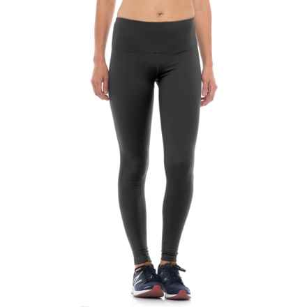 Yogalicious High-Waist Leggings (For Women) in Black - Closeouts