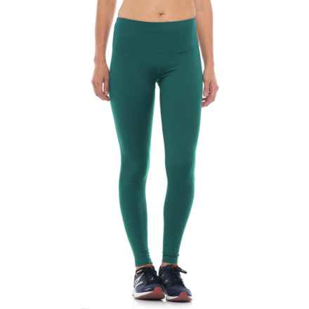 Yogalicious High-Waist Leggings (For Women) in Everglade - Closeouts