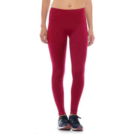 Yogalicious High-Waist Leggings (For Women) in Vintage Berry - Closeouts