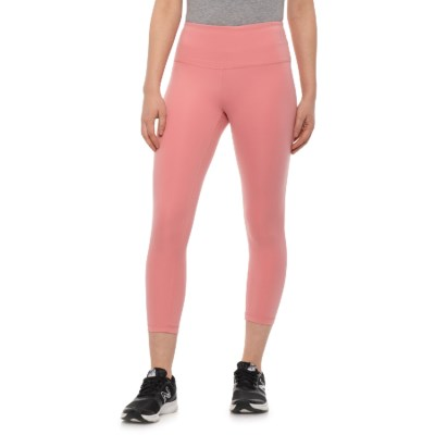 9533f66329 Yogalicious Lux Lux Peached Hi-Rise Capris (For Women) - Save 50%