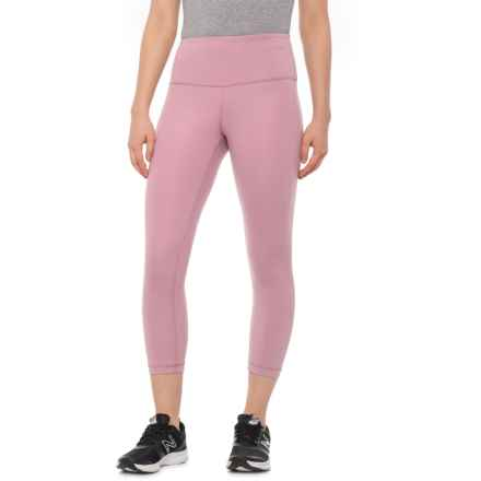 0e3c3979aac9b Yogalicious Lux Lux Peached Hi-Rise Capris (For Women) in Sunset Blush -