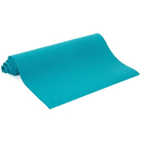 YogaRat Yoga Mat in Turquoise