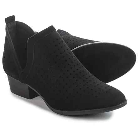 Yoki Paladino Ankle Boots - Vegan Leather (For Women) in Black - Closeouts