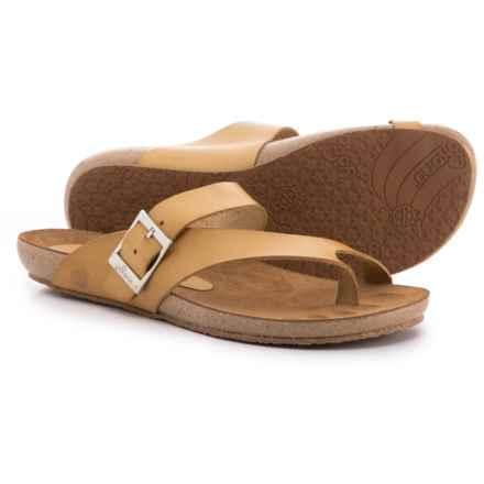 Yokono Made in Spain Ibiza 013 Sandals - Leather (For Women) in Mustard  Yellow