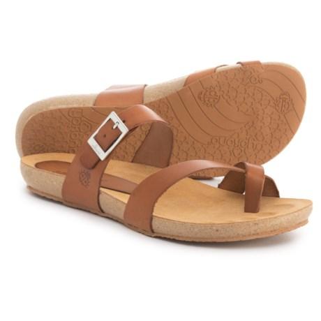 Yokono Made in Spain Ibiza Sandals - Leather (For Women) in Nuez