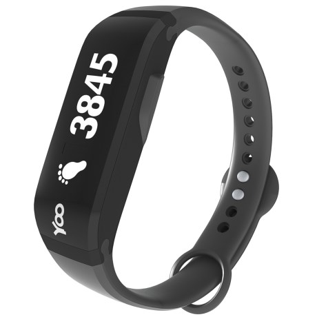 YOO HD Bluetooth Sleep + Activity Fitness Tracker (For Men and Women)