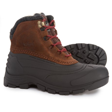 Yukon Bay Snow Boots – Waterproof, Insulated (For Men)
