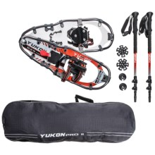 "Yukon Charlie's Pro II Snowshoe Kit - 25"" in See Photo - Closeouts"