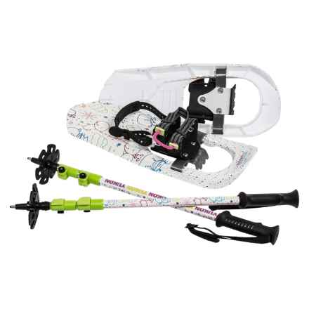 Yukon Charlie's 716 Molded Snowshoes Kit (For Big Kids) in See Photo - Closeouts
