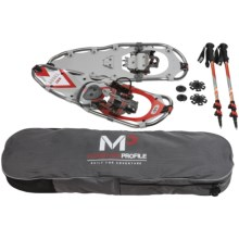 Yukon Charlie's Mountain Profile Snowshoes Kit - 930 in See Photo - Closeouts