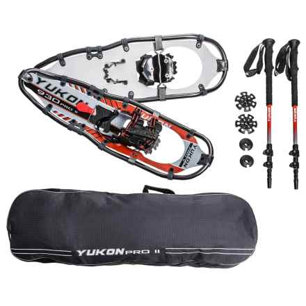 "Yukon Charlie's Pro II Snowshoe Kit - 30"" in See Photo - Closeouts"