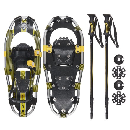 Yukon Charlie's Snowshoes in Gear average savings of 48% at