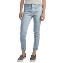 Yummie by Heather Thomson Ankle Jeans - Slim Cut (For Women) in Sky Blue - Overstock