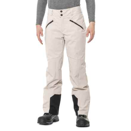 Yummie by Heather Thomson Baby French Terry Shorts - Dolphin Hem (For Women) in Cream - Closeouts