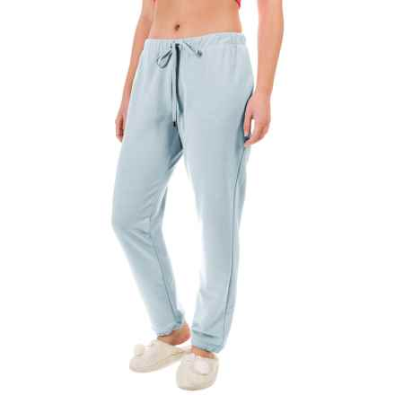 Yummie by Heather Thomson Baby French Terry Vintage Sweatpants (For Women) in Plein Air - Closeouts