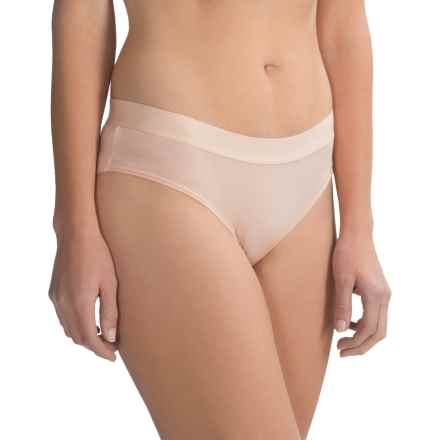 Yummie by Heather Thomson Bree Panties - Hipster Briefs (For Women) in Soft Pink - Closeouts
